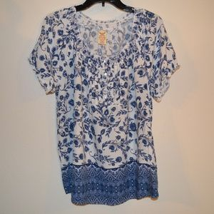 4for$25 FADED GLORY TOP
